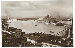 HONGRIE - BUDAPEST - Vue Générale Avec Le Parlement - Hongrie