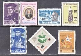 PORTUGUESE  INDIA  591-7  * - Portuguese India