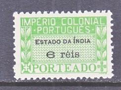 PORTUGUESE  INDIA  J 40  * - Portuguese India