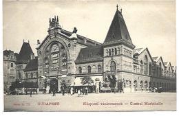 HONGRIE - BUDAPEST - Central Markthalle - Hongrie