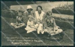 Royalty Sweden Norway Belgium Margareta Astrid Josephine RPPC Postcard KS9143 - Königshäuser