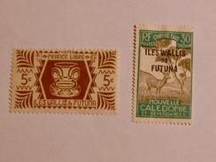 WALLIS Et FUTUNA  1930-44   LOT# 2 - Wallis-Et-Futuna