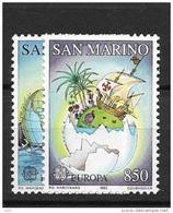 1992 MNH Cept San Marino - Europa-CEPT