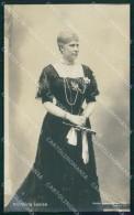 Royalty Sweden Louise Of Real Photo Cartolina Postcard KS9802 - Königshäuser