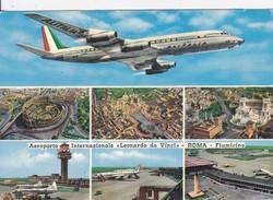 Europe > Italie > Lazio > Roma (Rome) > Transports Aéroport De Rome - Transports