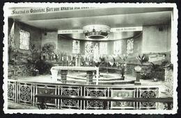 DE PANNE / LA PANNE  - Sanctuaire De Notre-Dame De Fatima - O.-L.-Vr. Fatima H. - Circulé -Circulated - Gelaufen - 1957. - De Panne