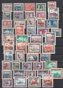 Indonesia 1949 Vienna Prints Weense Drukken,84V,nice Collection,mooie Collektie,schöne Sammlung.MNH/Postfris(C251) - Indonesië