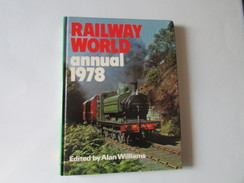 Railway World, 1978 - Books, Magazines, Comics