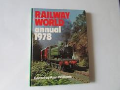 Railway World, 1978 - Other