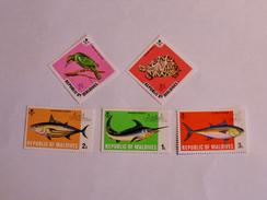 MALDIVES  1973   LOT# 1  ANIMAL - Maldives (1965-...)