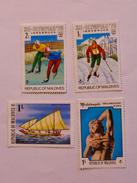 MALDIVES  1975   LOT# 6 - Maldives (1965-...)
