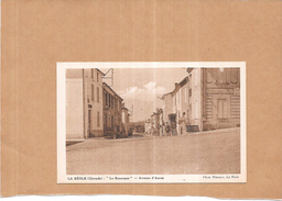 LOT De 10 CPA De LA REOLE - Gironde - VAN - - Cartes Postales