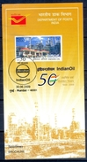 J201- Brochure Of  India 2009 Indian Oil Mineral Petroleum. Petrol Pump & Refinery. - Covers & Documents