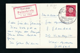 BUND  Schiffspost  -Beleg...... (t2531 ) Siehe Bild ! - Lettres