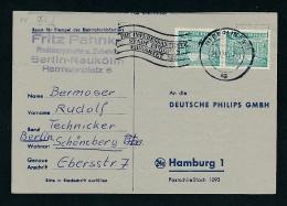 Berlin -  -Beleg  (t2511    ) Siehe Bild ! - [5] Berlin