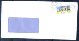 J222- Deutschland Germany Postal History Post Card. ATM Machine Label Stamp. - [6] Democratic Republic