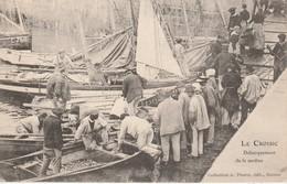44 - LE CROISIC - Débarquement De La Sardine - Le Croisic