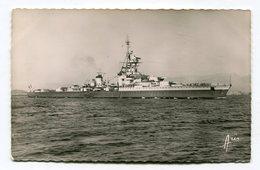 CPsm Bateau : Croiseur Georges LEYGUES    A  VOIR  !!!!!!! - Warships