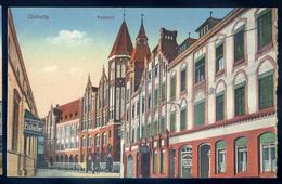 Cpa De Pologne  Gleiwitz Postamt   ....  Gliwice NCL85 - Poland