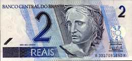 BRESIL 2 REAIS  De 2001nd  Pick 249 UNC/NEUF - Brésil