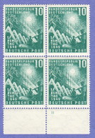 GER SC #665-6 MNH B4  1949 Federal Assembly, CV $320.00 - [7] Federal Republic