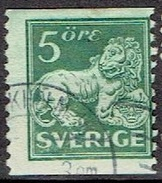 SWEDEN # FROM 1920  STAMPWORLD 126 - Suède