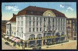 Cpa De Pologne Beuthen O.-S.  Café Hindenburg NCL86 - Poland