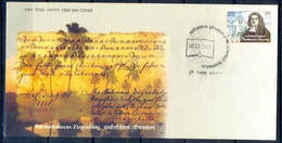 J307- India 2006. 300th Anniversary Of Bartholomaeus Ziegenbalg´s Arrival To India. - Covers & Documents