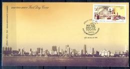 J327- India 2006. 100 Years Of Indian Merchants Chamber. - India