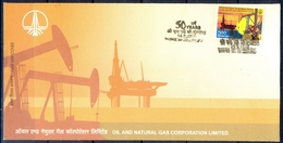 J330- India 2006. Oil And Natural Gas Corporation Of India, ONGC. - Covers & Documents