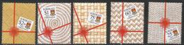 2002  Kiribati Christmas  Complete Set Of 5  MNH - Kiribati (1979-...)