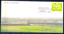 J337- India 2007. Tamilnadu Cricket Association. - Covers & Documents