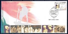 J349- India 2009. Ramcharan Agarwal. Freedom Fighter & Social Worker. - India