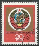 DDR 1972 Mi-Nr. 1813 O Used - Aus Abo - DDR