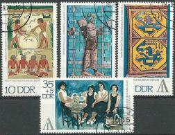 DDR 1972 Mi-Nr. 1785/88 O Used - Aus Abo - DDR