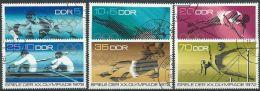 DDR 1972 Mi-Nr. 1753/58 O Used - Aus Abo - DDR