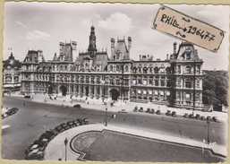 75 Paris - Cpsm / L'Hôtel De Ville. - Other Monuments
