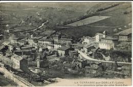 LA TERRASSE SUR DORLAY-VUE GENERALE - Saint Etienne