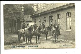 Leopoldsburg Camp De Beverloo Quartier Général - Leopoldsburg (Camp De Beverloo)