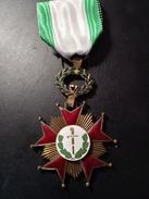 Médaille Honorifique. Décoration. Militaria. 1946 - Belgium