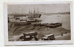 ENGLAND - AK299852 Portsmouth Harbour - H.M.S. Victory - Portsmouth