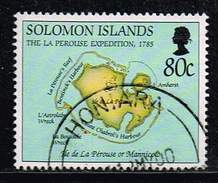 Salomon Islands 1994, Michel# O Map:     Loss Of The La Perouse - Salomoninseln (Salomonen 1978-...)