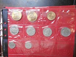 KENYA ASSORTIMENT DE 9 MONNAIES - Monnaies & Billets