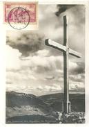 Au Sommet Des Aiguilles De Baulmes               1936 - VD Vaud