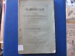 GRAMMAIRE PALIE Par J. MINAYEF - 1874 - Géographie