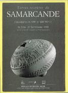 """Carte Postale """"Cart Com"""" SAMARCANDE Céramique 1992 Institut Du Monde Arabe - Cartes Postales"""