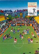 D30224 CARTE MAXIMUM CARD FD 1989 NETHERLANDS - SOCCER CP ORIGINAL - Soccer