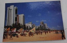 RECIFE VISTA PARCIAL DE PRAIA DE BOA VIAGEM - Recife