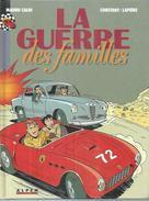 """MAURO CALDI  """" LA GUERRE DES FAMILLES """" -  CONSTANT / LAPIERE -  E.O.   MAI 1992  ALPEN - Non Classificati"""