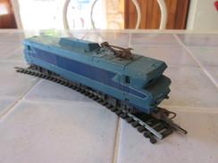1 Locomotive BB 15008 Sncf Lima Italy - Model Railways